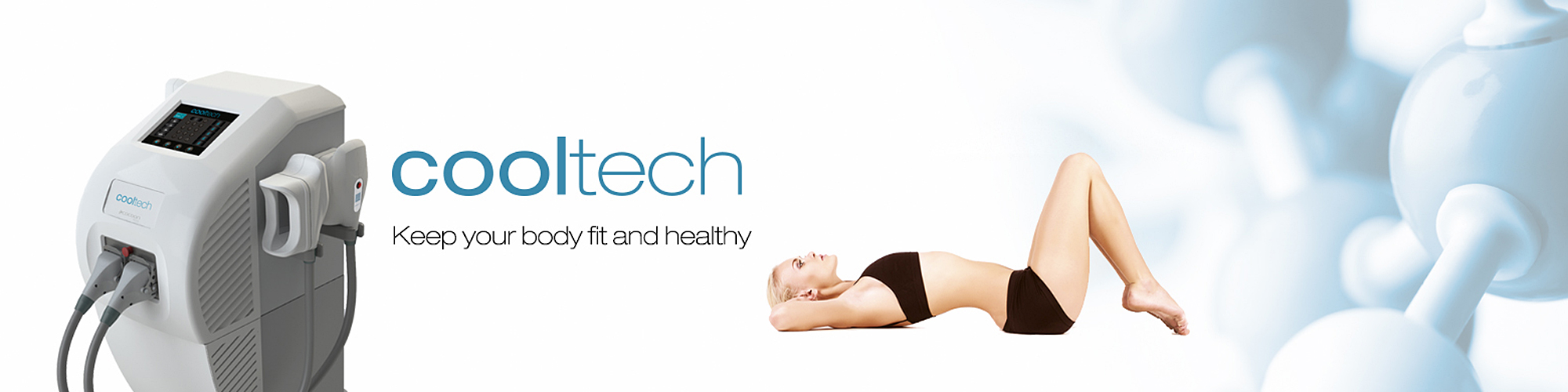 Diseñado para tratar la grasa de múltiples zonas del cuerpo mediante un sistema de enfriamiento controlado. Dispone de diferentes aplicadores creados para adaptarse a todas las zonas corporales permitiendo realizar una remodelación completa de la figura.